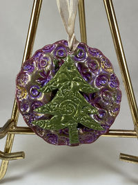 Ornaments - Patterned $4.00