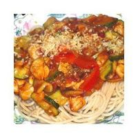 Going to try this tonight. B-) Lyndee's Chicken Penne Pasta Allrecipes.com