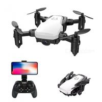 SG800 RC Helicopter 2.4G 4 Channel Wi-Fi FPV Foldable Mini RC Quadcopter Pocket Drone with 2.0MP HD Camera - White