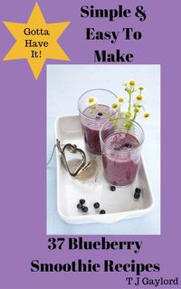 I've collected the top favorite blueberry smoothie recipes just for you and put them all in one convenient place. You'll find they are all low calorie and low fat, simple to make, nutritious and delicious. Great things happen when flavors ming...