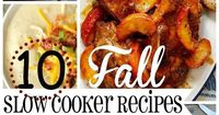 There is nothing like coming home to the smell of dinner that has been cooking in a slow cooker all day. These Fall crockpot recipes will keep you warm through the winter. Kids and adults will love these easy recipes and you will have so much more time fo...