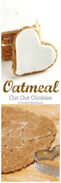 Oatmeal Cookies get a NEW LOOK and so did my blog. I've been anticipating a redesign for a year now and I couldn't wait to share it with you. Since I love Oatme