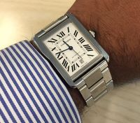 Best Replica Cartier Tank Solo XL Automatic Price