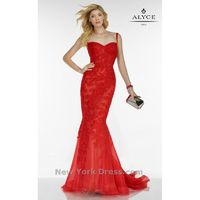 Alyce 5780 - Charming Wedding Party Dresses|Unique Celebrity Dresses|Gowns for Bridesmaids for 2017