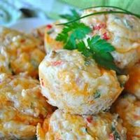 """Easy Mini Quiches 
