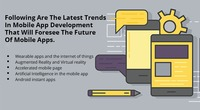 Trends In Windows Mobile App Development
