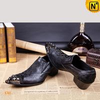 CWMALLS® Pointed Toe Leather Dress Shoes CW751512
