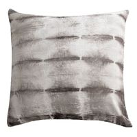 Pewter Rorschach Velvet Pillow by Kevin O'Brien Studio $266.00