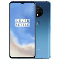 OnePlus 7T CN Version 6.55 inch 90Hz Fluid AMOLED Display HDR10+ Android 10 NFC 3800mAh 48MP Triple Rear Cameras 8GB RAM 128GB ROM UFS 3.0 Snapdragon 855 Plus Octa Core 2.96GHz 4G Smartphone