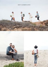 This is how I want to capture my vacation next vacation journal! Jessica Comingore | Journal: Recent Work » Kinfolk Vol.4