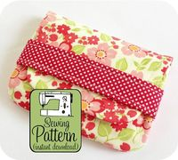 Card Wallets PDF Sewing Pattern (Instant Download)