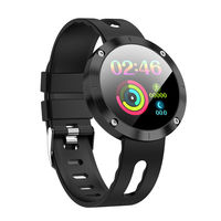Bakeey DM58 Plus Real-time Heart Rate Monitor Female Physiological Cycle Remind IP68 Waterproof Smart Watch