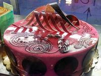 If you want to buy good looking delicious mirror glaze cake at the affordable price in Guntur, Andhra Pradesh, then choose Bakers' Fun where you can get birthday cakes, wedding cakes, cupcakes, Pastries and more around Guntur. https://bakersfun-bak...