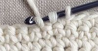 Single Row Decrease - Crochet Tutorials - Knitting Crochet Sewing Embroidery Crafts Patterns and Ideas!