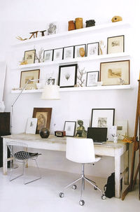 images :: photography by martin hahn for real living magazine via dustjacket attic
