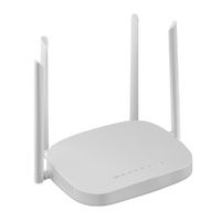 4G CPE Router 3G/4G LTE Wifi Router 300Mbps Wireless CPE Router With 4pcs External Antennas Support 4G to LAN Device with Band 10 Support Europe, Asia and Africa