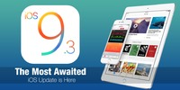 The much-awaited release update iOS 9.3 is out, and has been mostly appreciated for the long runs of testing processes Apple went through before launching the update. This new version comes with updated features and functionality.