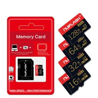 Nuiflash NF-TF 01 C10 Memory Card 16GB 32GB 64GB 128GB TF Card Data Storage Card for Phone Camera