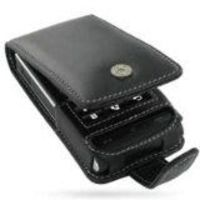 premium Luxury Black Leather Premium Flip Case for LG Viewty KU990 (sold exclusively by Elite Electronics) All PDAir cases are individually designed and hand stitched using finest premium cuts of leather Not to be confused with cheap plastic and p...