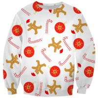 Happy Holidays Decor Sweatshirt $59.95