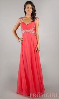2014 Sequins Dave And Johnny 8671 Long Prom Dress