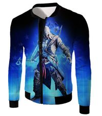 Incredible Assassin Ratonhnhake:ton Awesome Promo Jacket AC023 $32.99