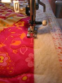 squaring up a quilt - tutorial. Goodness knows I need help with this!!!