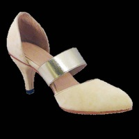Lexington Champagne High Heel