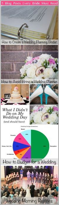 5 Blog Posts Every Bride Must Read