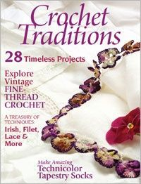 Crochet Traditions, Fall 2012 - Interweave