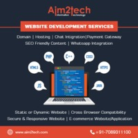 Aim2Tech is a technology consulting & development firm in Indore, India serving clients worldwide. Hire an expert web & mobile app developers for your needs. Visit https://aim2tech.com/.