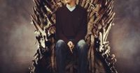 """It's My Spot"" -Sheldon Looks like Sheldon won the Game of Thrones"