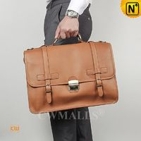 Leather Bags | Mens Leather Business Briefcases CW909153 @CWMALLS