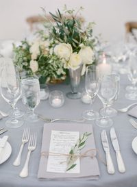 Utterly romantic, this California wedding take a neutral color palette to a level of perfection. A-list vendors including Diana McGregor, Toast Santa Barbara, L