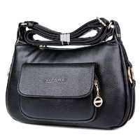 Women Messenger Bags Genuine Leather High Quality Totes Satchel Shoulder Bags R574.60