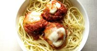 A tasty Italian dish without all the extra fat and calories. These Crock Pot Chicken Parmesan Meatballs are easy to prepare and full of flavor.