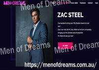 Any special night from Bachelorette Parties, Birthdays, Girls Nights Out, Baby Showers and more, have fun, laughs and entertainment with Men of Dreams.