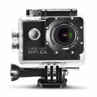 AT-G100 Waterproof FullHD 1080P WIFI FPV Action Camera Camcorder DV For Outdoor Sports Diving