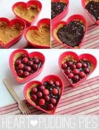 One of my secrets is to make super cute desserts that look like they took a lot of effort. These Valentine's Day desserts took 15 minutes tops and put a huge sm