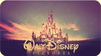 disney pictures, disney and walt disney.