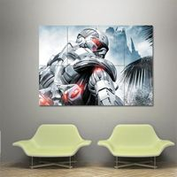 Crysis Video Games Block Giant Wall Art Poster (P-0236)