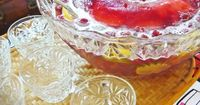 5 Festive (and Budget-Friendly) Punch Recipes for Your Holiday Party: Apple Cider, Cranberry, and Ginger Punch - Martha Stewart/Sherry Season Punch - Saveur Cosmo Blanc Punch - New York Magazine/Poor Girl Champagne Punch - The Kitchn/Desert Snow T...