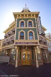 Starbucks is now moving into Disneyland's classic Market House coffee shop! Are you ready for better coffee on Main Street later this fall?