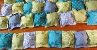 Puff quilt tutorial. I want to make one of these