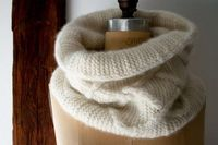 Cable Cloud Cowl | The Purl Bee