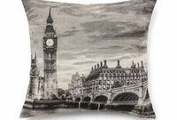Bhs Multi London City Scene Tapestry Cushion, multi Update your living room with this stylish and contemporary London City Scene Tapestry Cushion. Reversible design on both sides.Fibre Composition: 100% PolyesterWash / Care Instructions: Machine Washa...