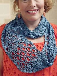 Ravelry: Undefined Cowl pattern by Janet Brani
