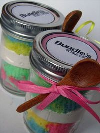 Love this idea for a party favor! But I won't buy them, I will make them!