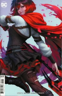 RWBY comic books at online comic books store 