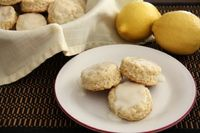 Homemade Lemon Mini-Scones
